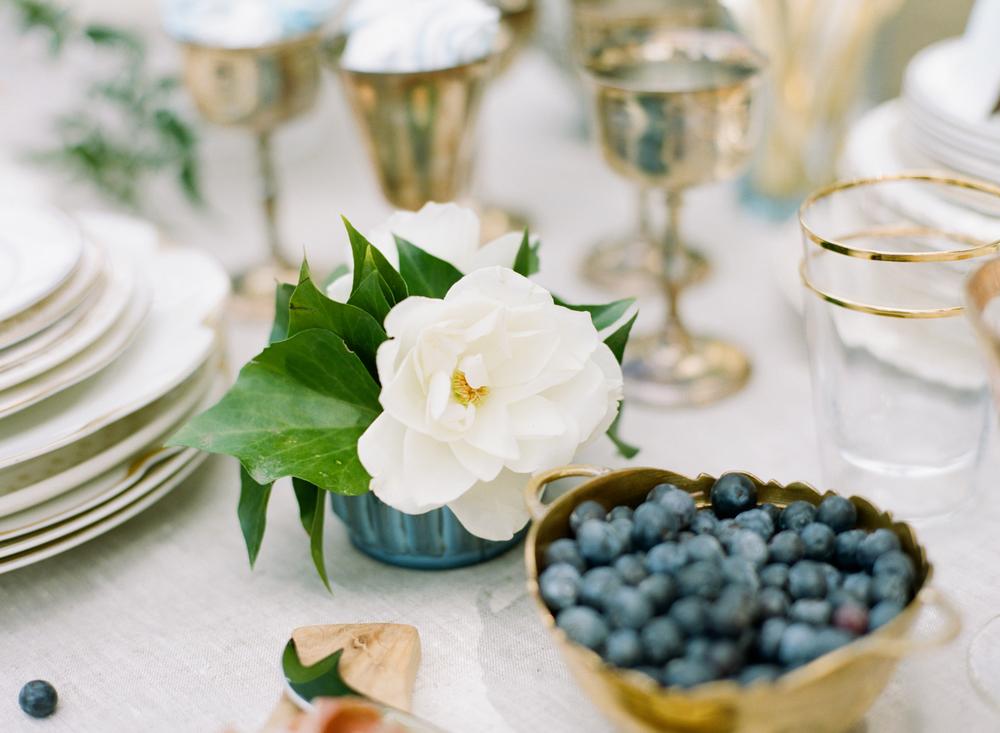Big Love Wedding Design, family style, Toronto Vow Renewal