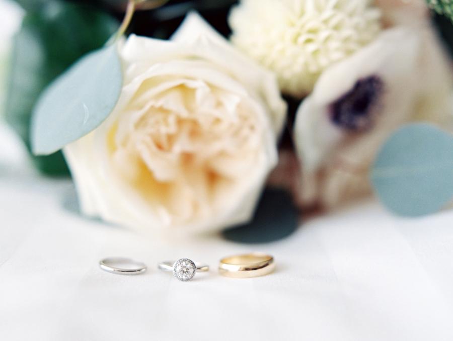 Big Love Wedding Design, Toronto Wedding, Boehmer, garden rose bouquet