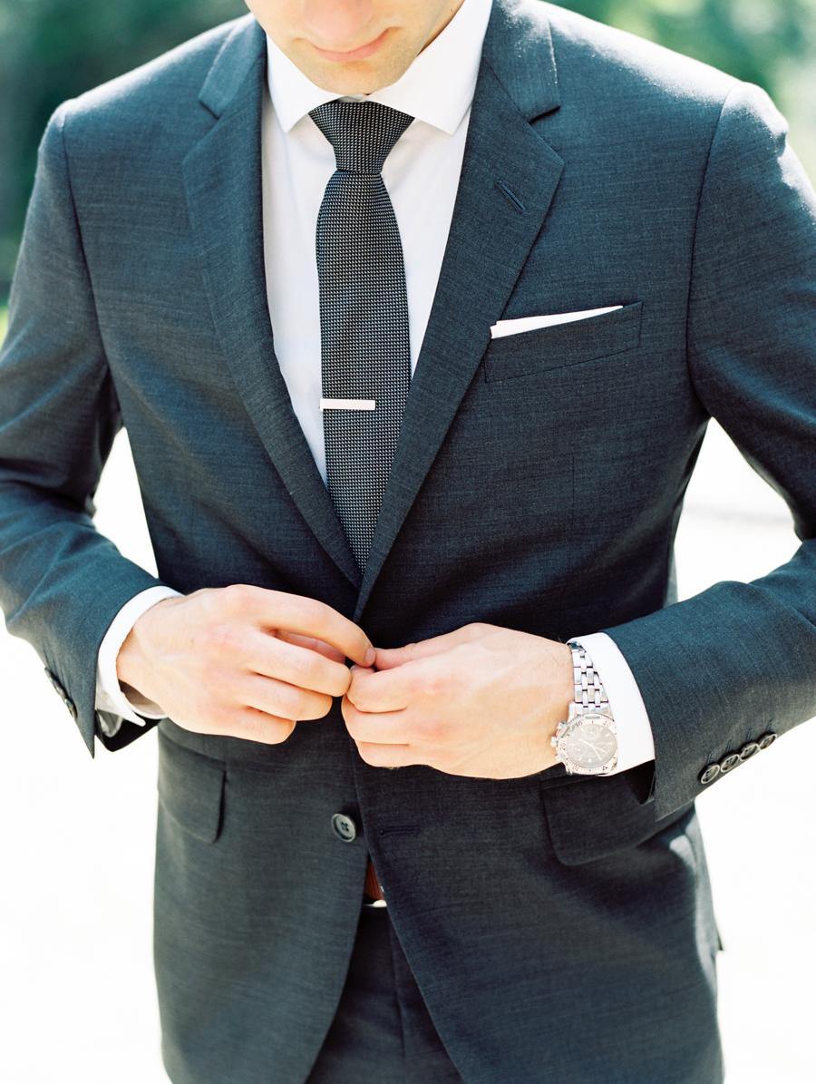 Big Love Wedding Design, Toronto Wedding, Boehmer, navy groom suit