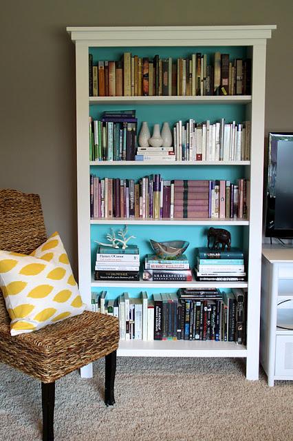 Diy Bookshelves With Bert Modern Chemistry At Home
