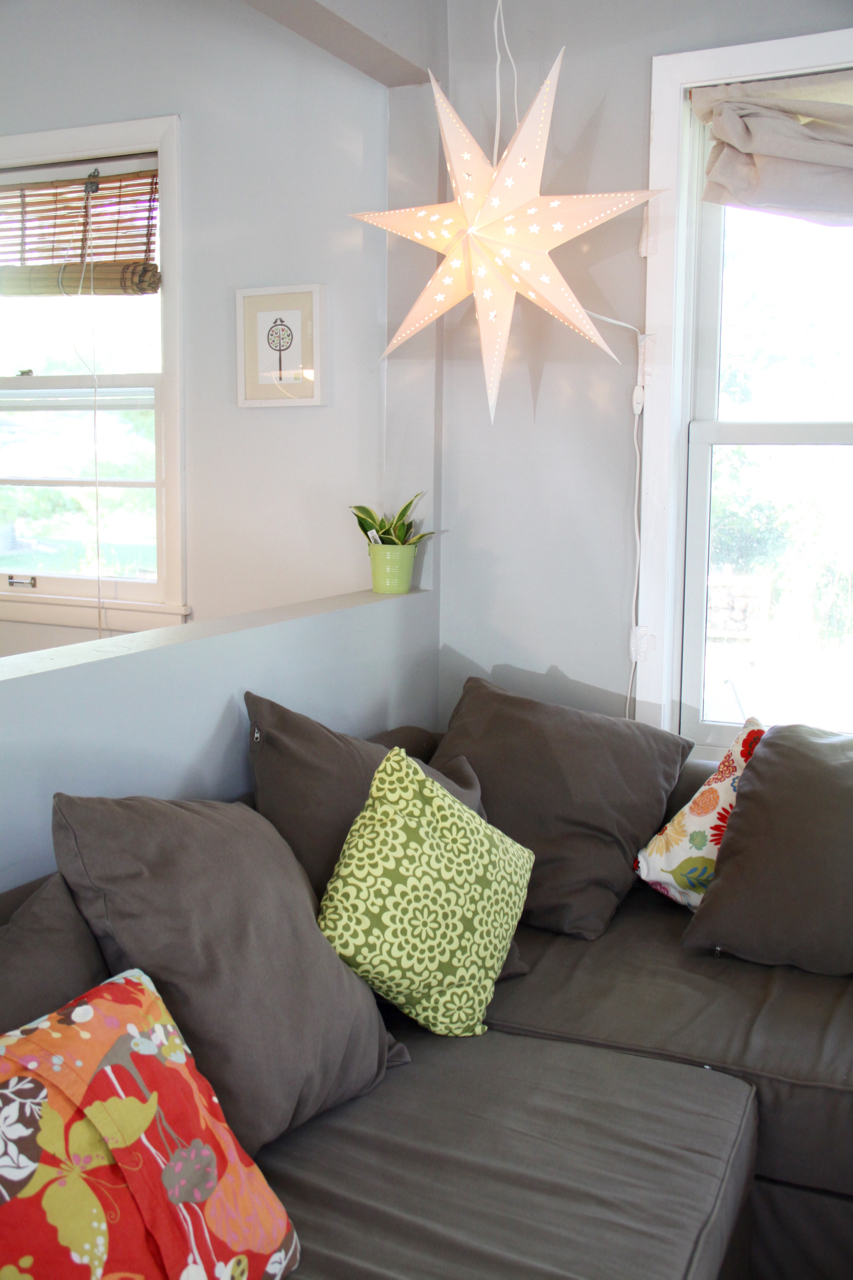 Star Light in Cozy Corner