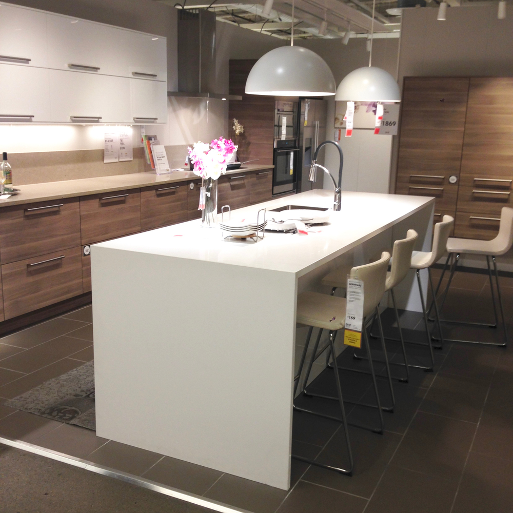 Ikea Kitchen Showroom: Would You Put In An IKEA Kitchen?