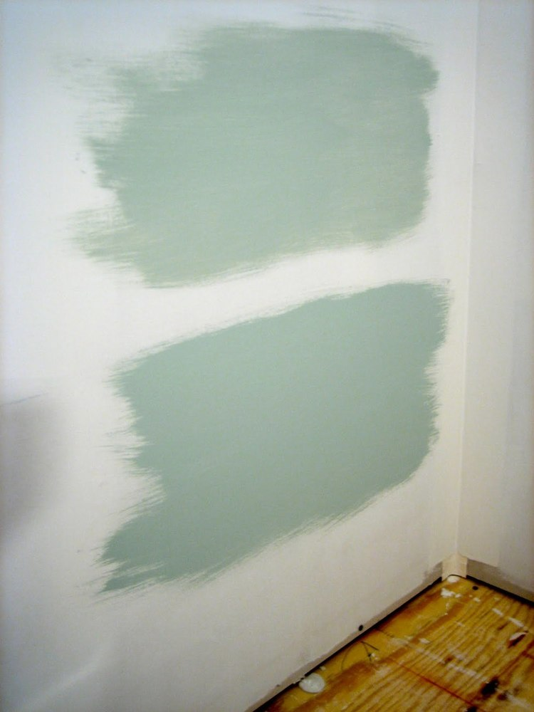 Benjamin Moore Palladian Blue and Quiet Moments. My Two Favorite Paint Colors in Our Home   Modern Chemistry at Home
