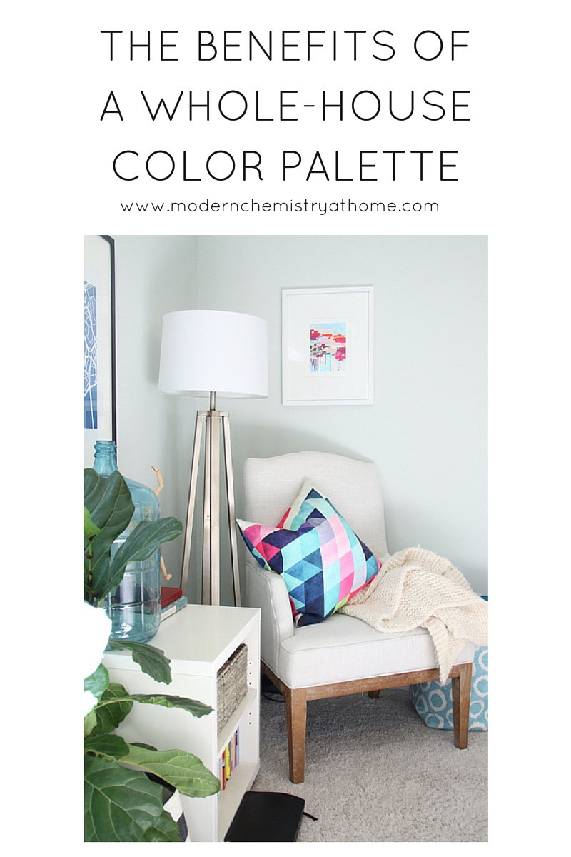 The Benefits of a Whole-House Color Palette