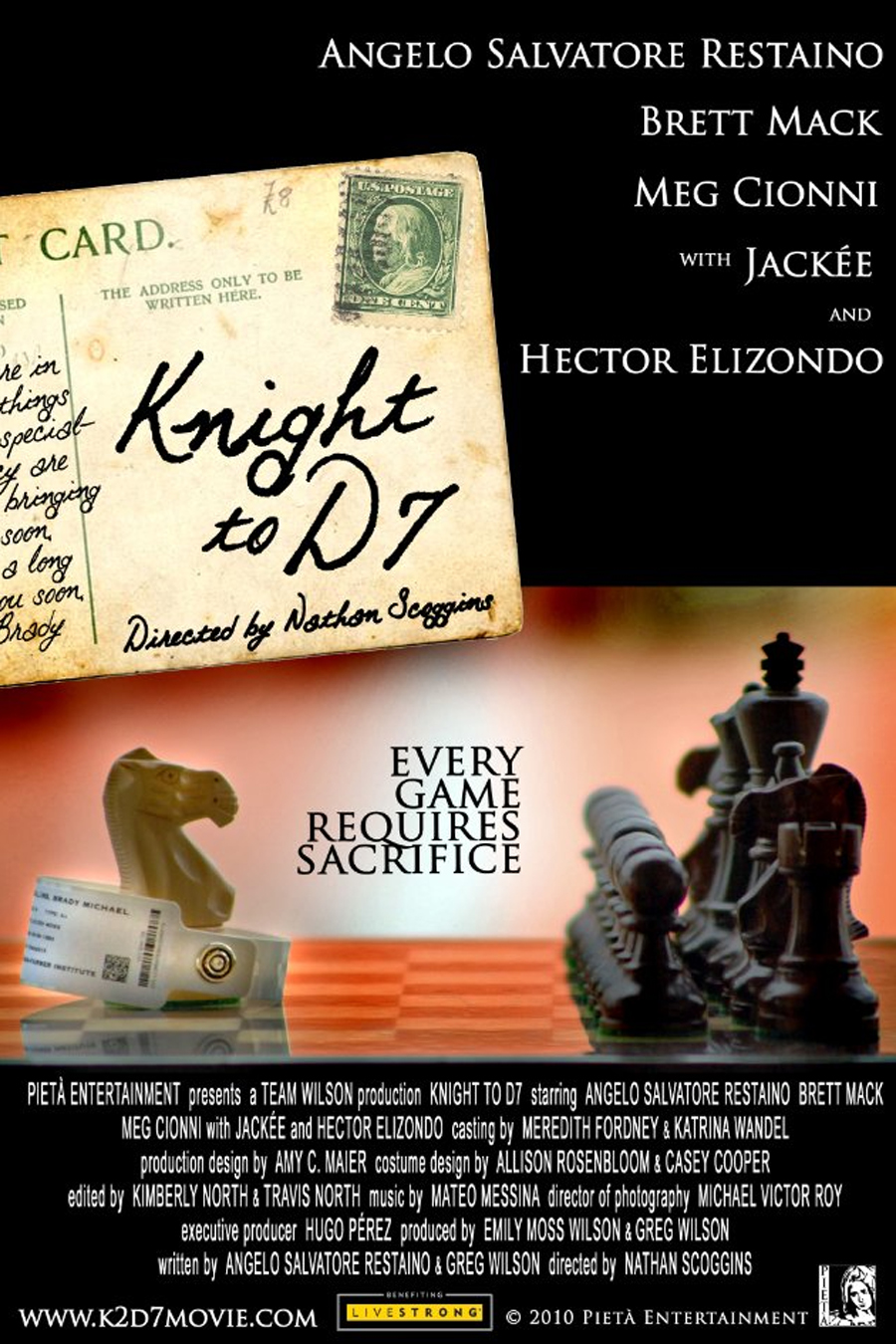 Knight To D7