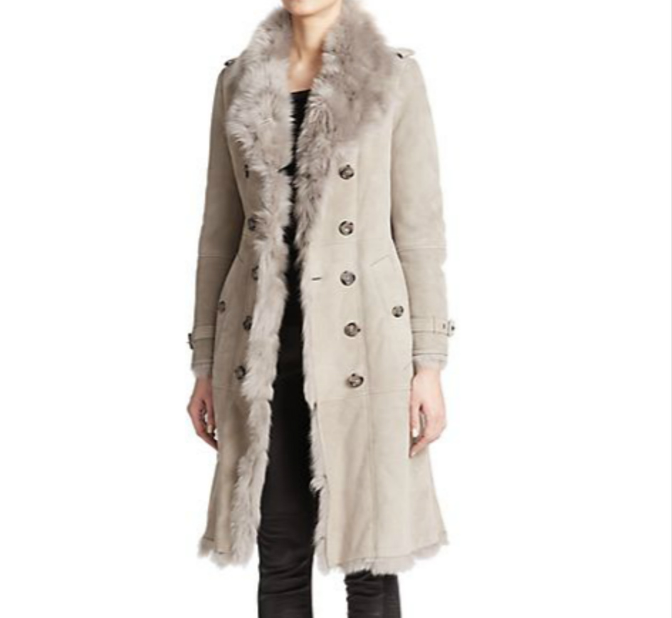 BurberryLondon Shearling Trench saks2 copy.jpg