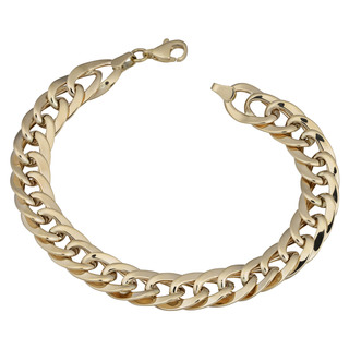 overstock.com:Jewelry-Watches:Fremada-14k-Yellow-Gold-Bold-Flat-Link-Bracelet-7.5-inches:10163358:product.html?refccid=ES7WF2UVUA72JNCEU6QS76PELQ&searchidx=44.jpg