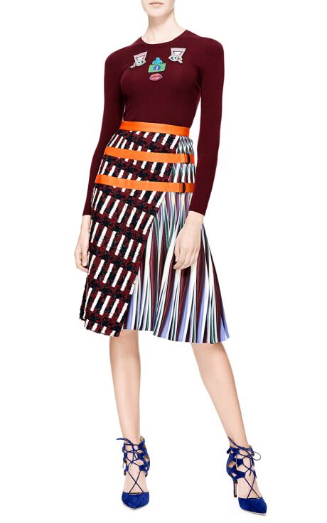 Peter Pilotto Jersey Skirt No longer available. C/O Closet