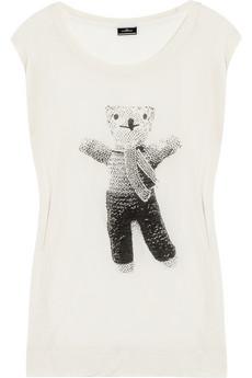 By Malene Birger Silos teddy-print jersey T-shirt.jpg