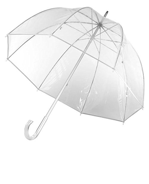 TOTES Clear Bubble Umbrella