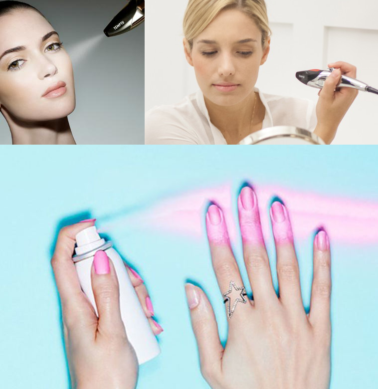 SPRAY IT ON...the future of fashion and beauty? — Current Obsessions