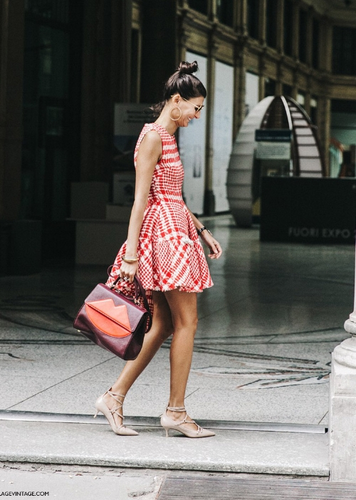 Street Chic: Milan Fashion Week, Spring 2012