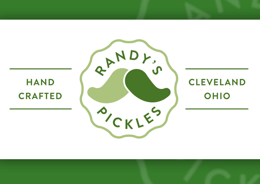 Randy's Pickles - Hand packed pickles with fresh ingredients, Randy's Pickles serves multiple types of pickles and some other pickled veggies!