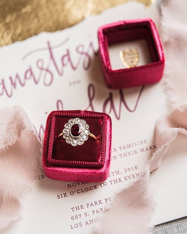When you haven't posted on Instagram in over 4 months 🙈 I'm still alive, I promise! Here's a photo of a gorgeous Russian-inspired #styledshoot featured on @southerncaliforniabride to make up for it. ❤️ BTW - the vendor list on this one is AMAZE! @luckydayeventsco, you've done it again! 😍 . . Photographer | @anyakernes Planning + Styling | @luckydayeventsco Venue | @themacarthurla Florist + styling | @inessanicholsdesign Furniture rentals | #lasalvageco Tableware | @dishwishgirl Linens | @modmixstudio Calligraphy | @chelsea_on_paper Stationery | @swellpresspaper Stationery calligraphy | @seacalligraphy Models | @olia.art @b_radical13 Wedding Gown |@jinzabridal Menswear | @bspokestyle  Ring | @excaliburjewelry Hair + Makeup | @agmakeuphair Ribbon | @tonoandco Ring box | @themrsbox