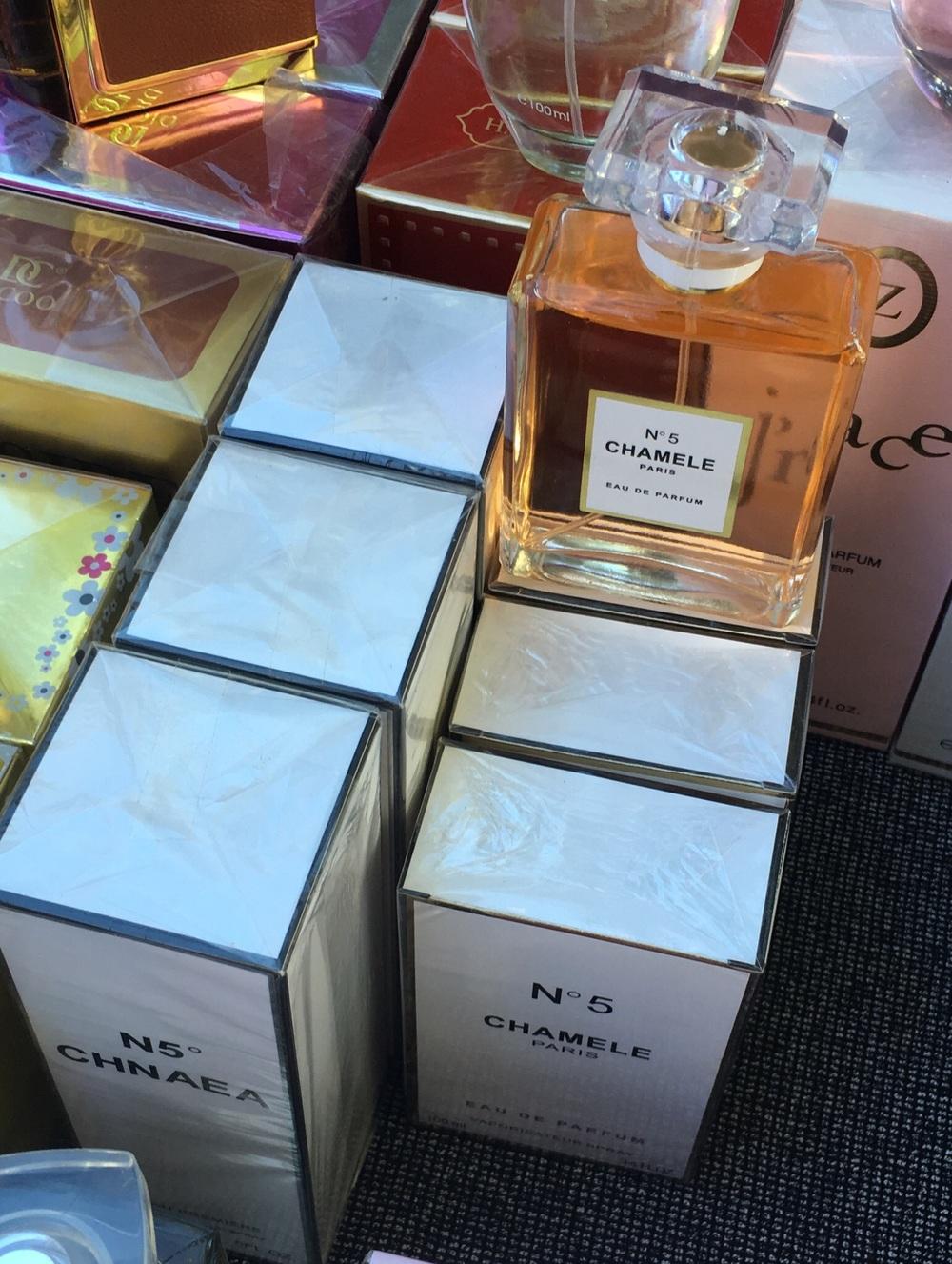Perfume with a twist!