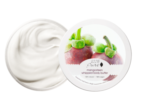 100 Percent Pure - Mangosteen Whipped Body Butter