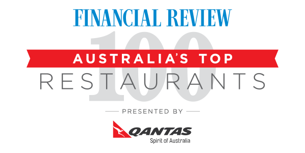 Chloe's Restaurant is honoured to be part of Australia's Top 500 Restaurant 2016 Inaugural List