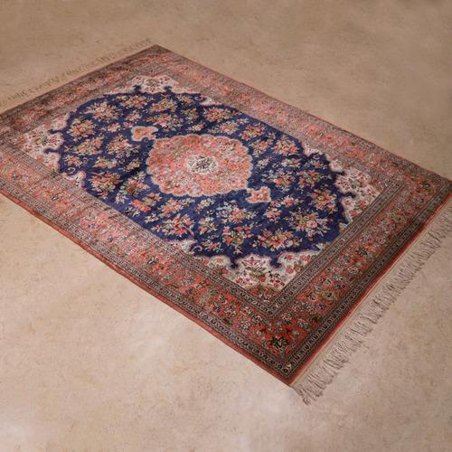70401手工絲毯#001139  4.5 x 6.5 (135 x 195 cm)