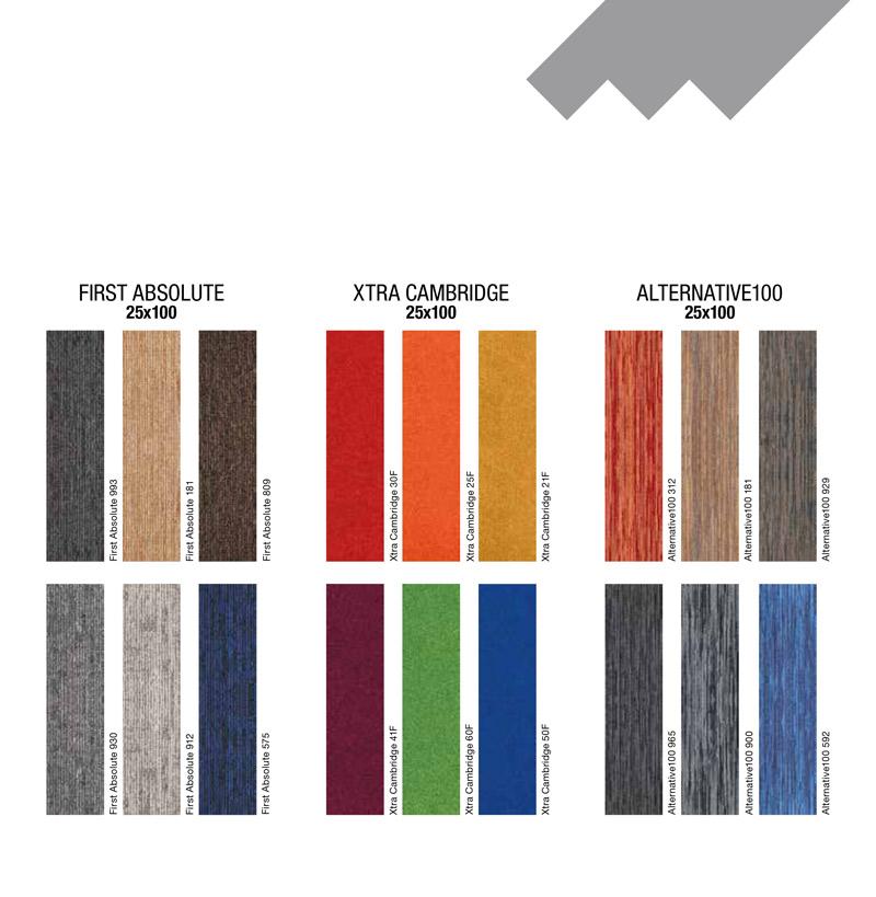 三個特殊長板尺寸系列 - 共18色款可相互搭配