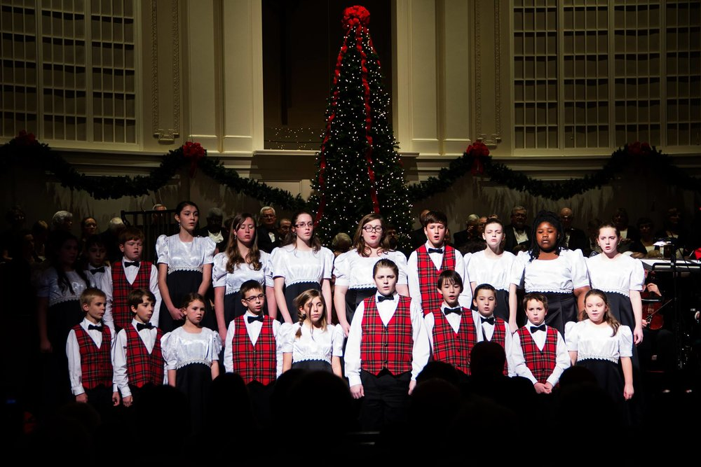 GAMAC Children's Chorus- Christmas 2014