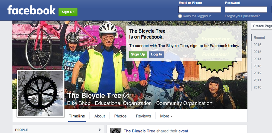 TheBicycleTree_facebook