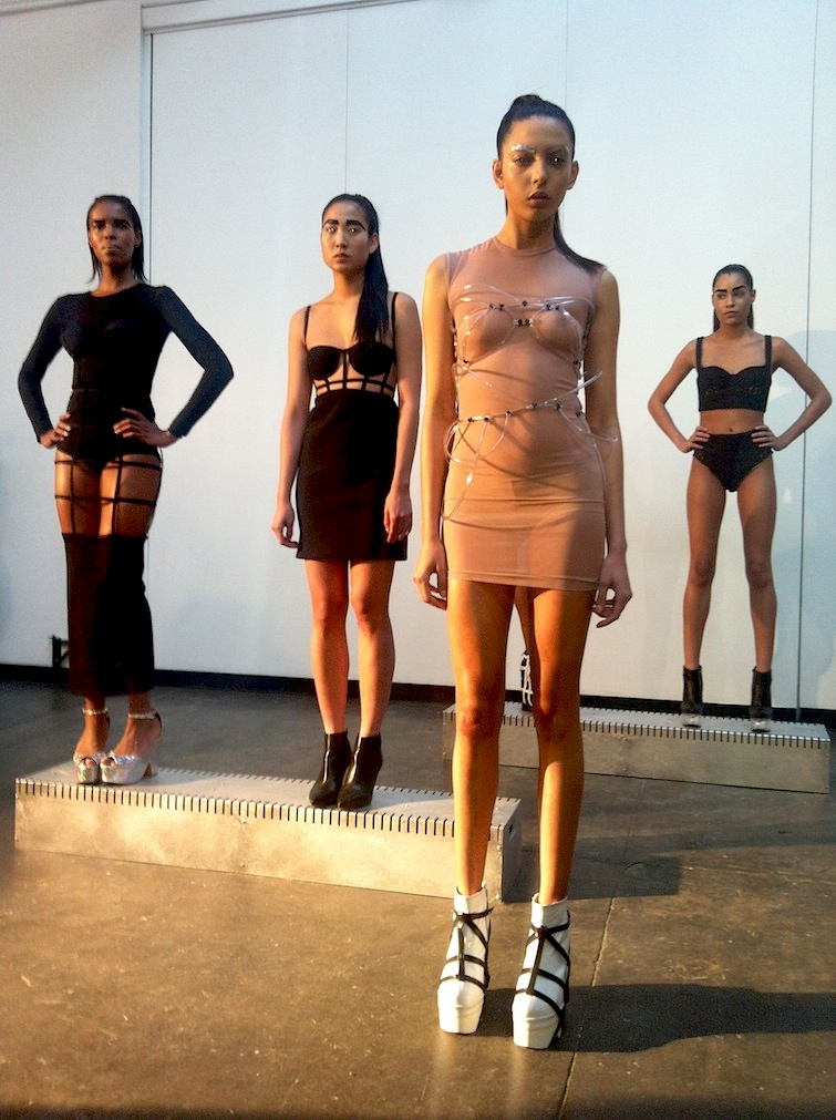 From Halftime to Primetime: Beyonce's Super Bowl Costume Designer Chromat at New York Fashion Week