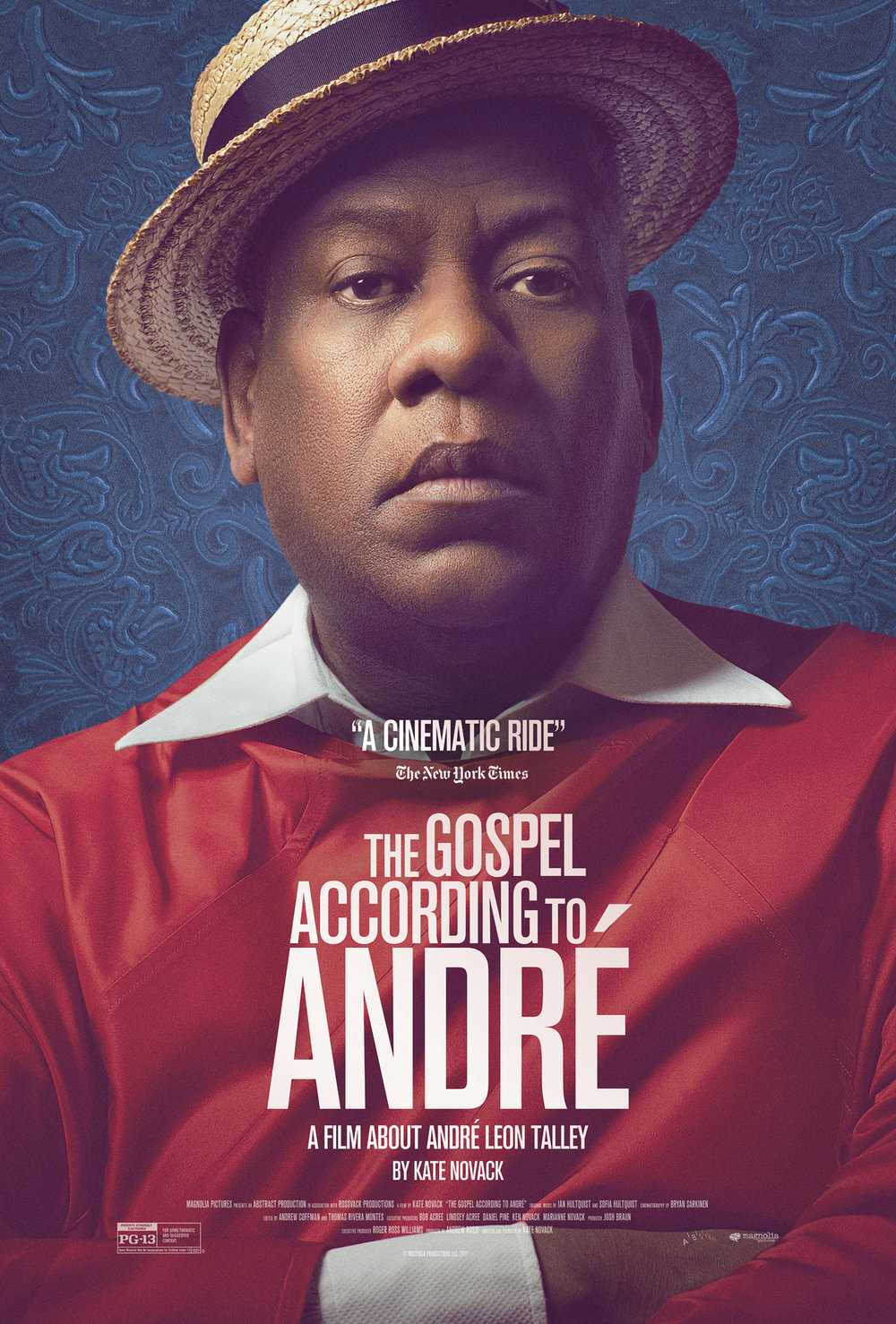 Film Screening + Q amp A with André Leon Talley 308905b726663