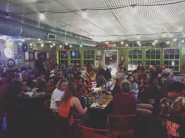 Loved this full house of old friends and new for the Clemson game watch party... thanks for coming out Nashville Hokies! 🏈