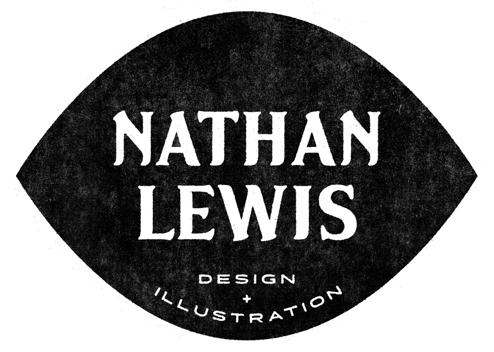 Nathan Lewis • Design / Illustration