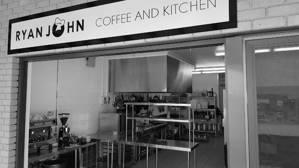 RYAN JOHN COFFEE AND KITCHEN - We now offer coffee, grilled sandwiches and tasty treats from my kitchen in Heathridge.Find out more