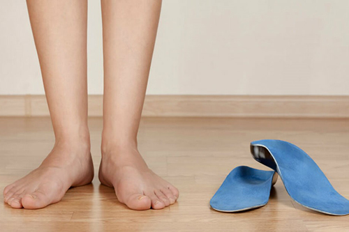 Orthotics are custom-made in-shoe devices individually prescribed to optimise foot function in the treatment and prevention of foot and lower limb complaints.