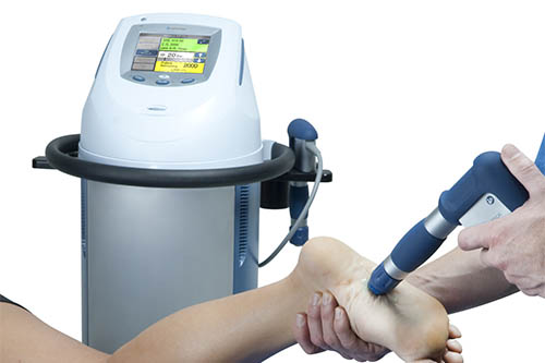 Extracorporal Shockwave Therapy (ESWT) is a highly effective treatment modality used to treat a range of lower limb musculoskeletal injuries. It is cost effective, non-invasive and relatively pain free.