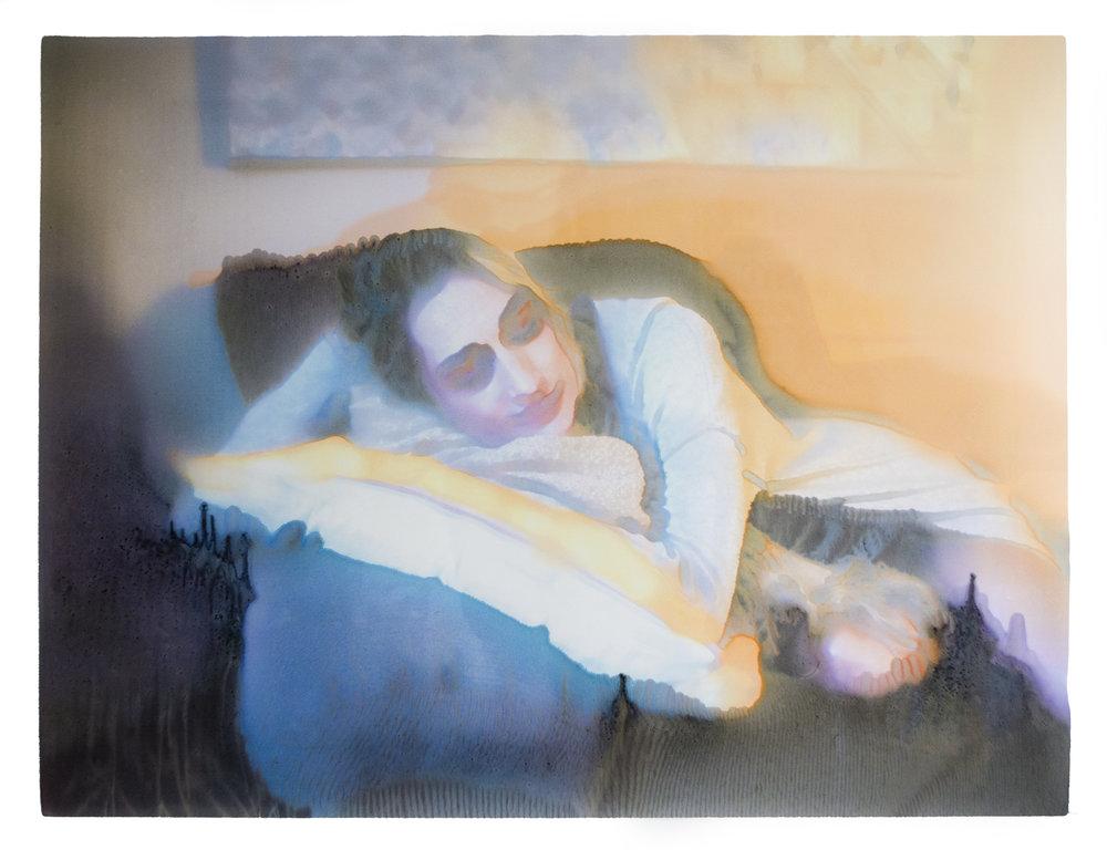 Liane Drifting to Sleep