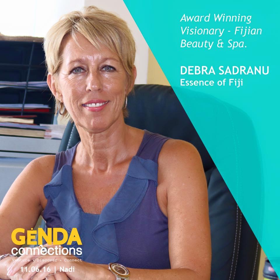 Debra Sadranu