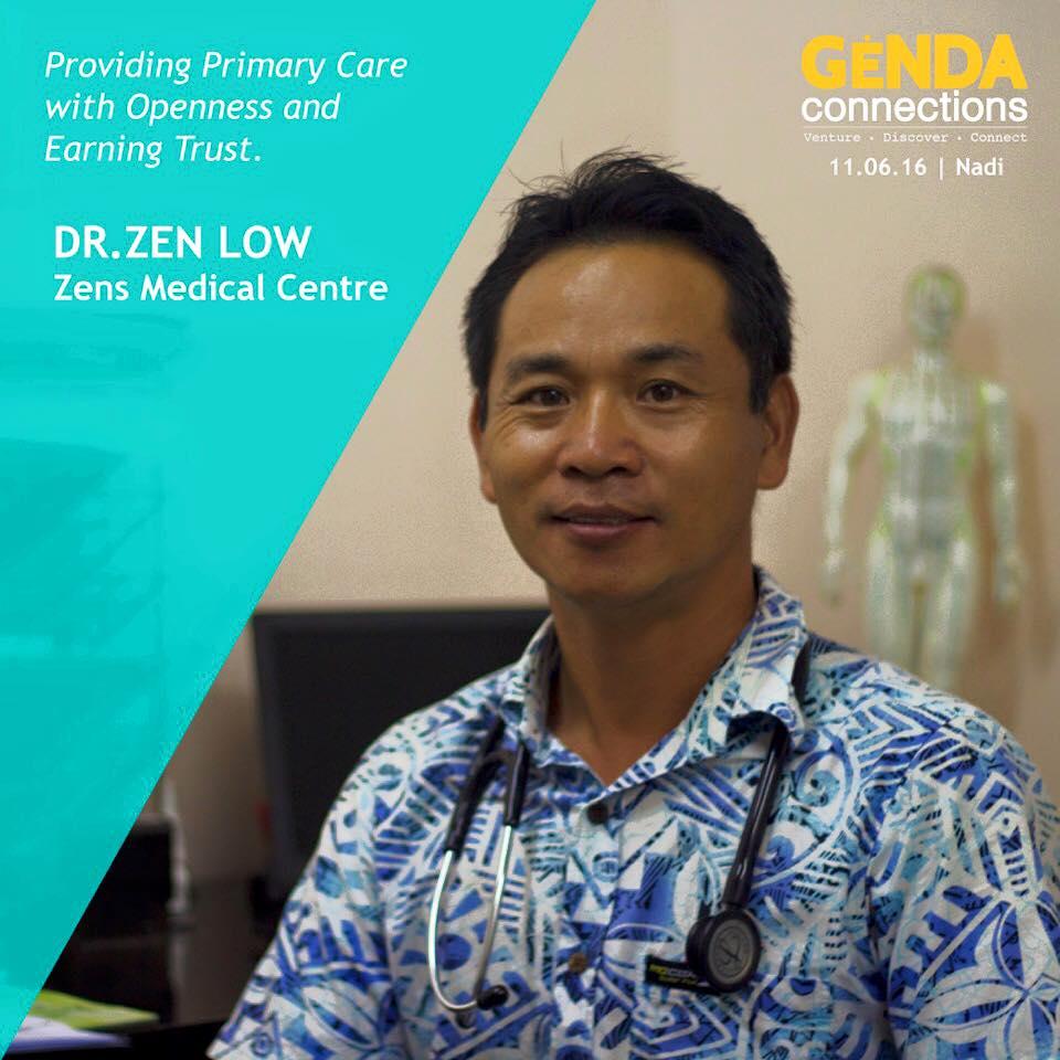 Dr. Zen Low