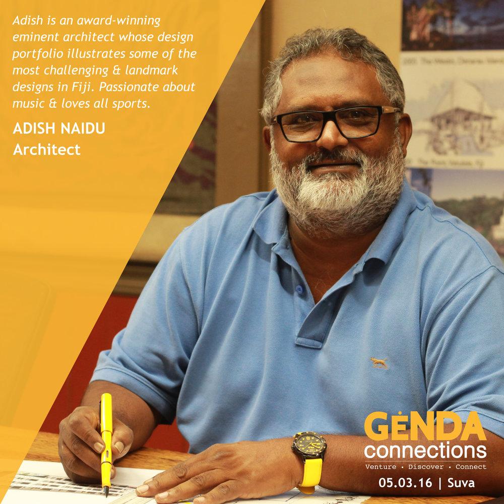 Adish Naidu