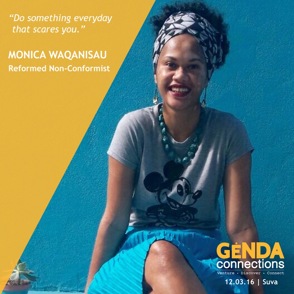 Monica Waqanisau
