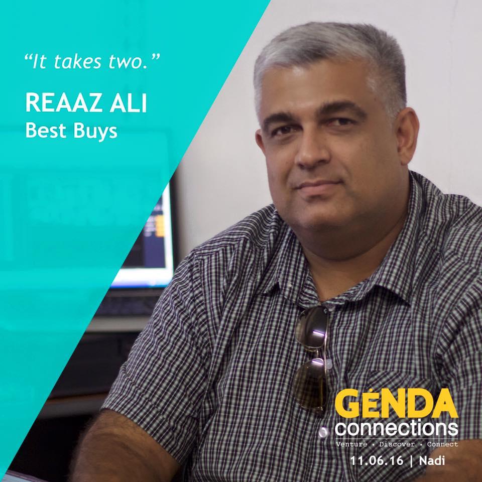 Reaaz Ali