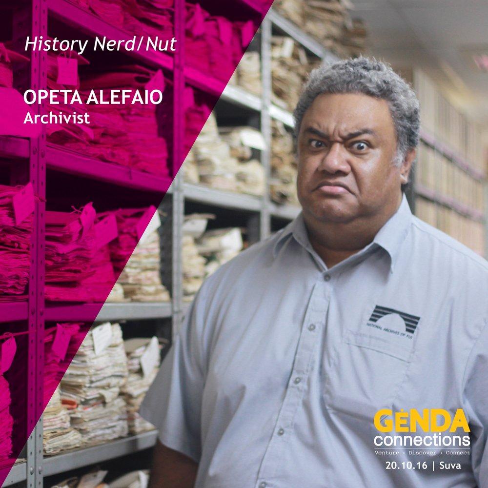 Opeta Alefaio
