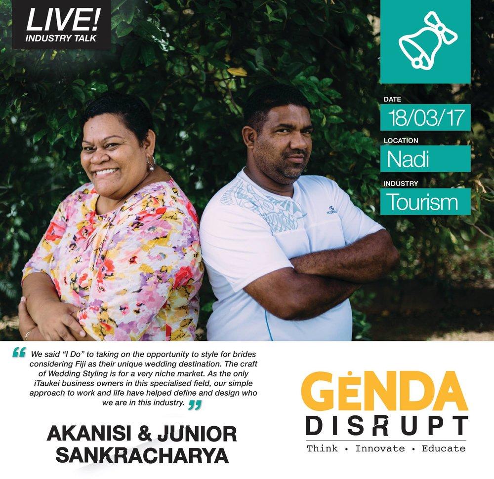 Akanisi & Junior Sankracharya