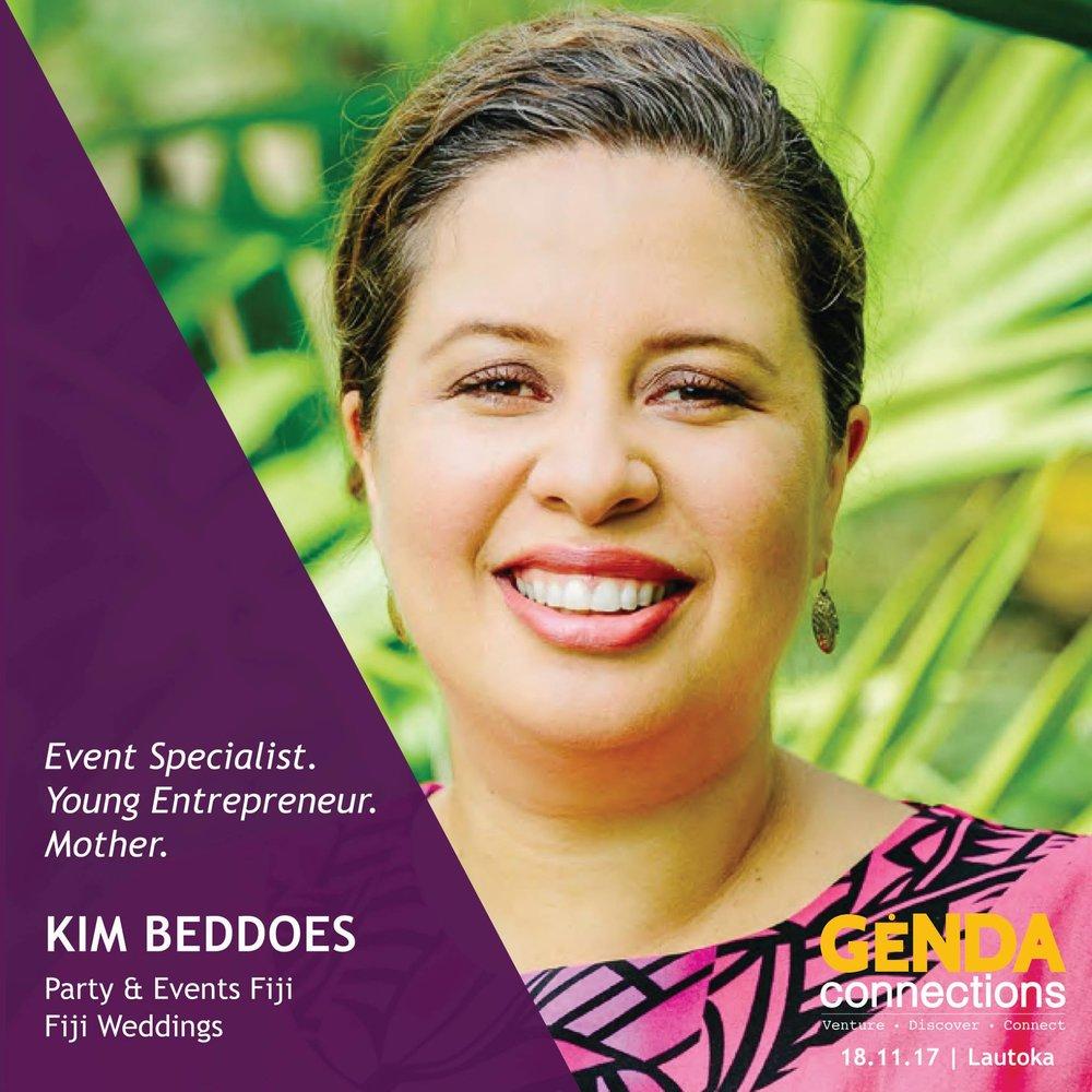 Kim Beddoes
