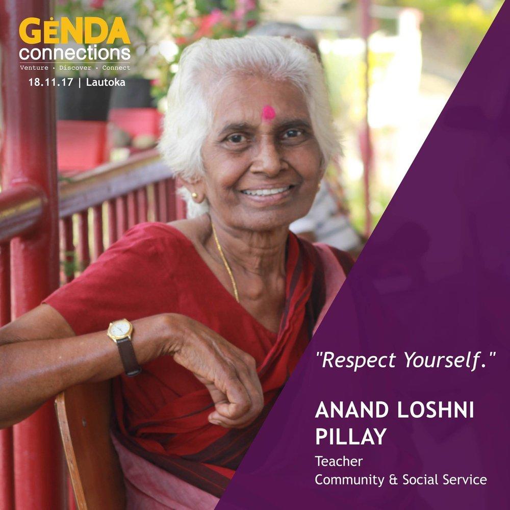 Anand Loshi Pillay
