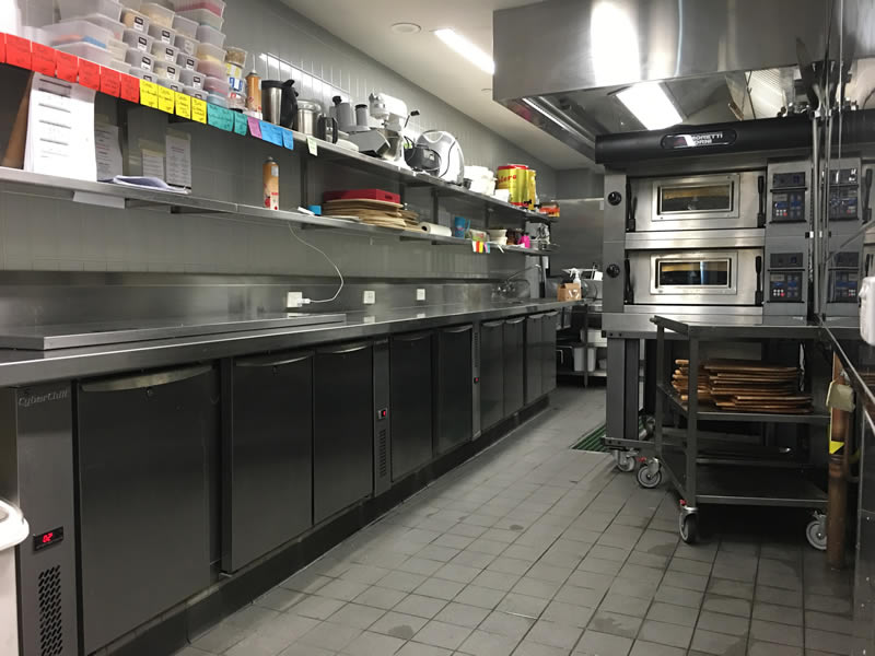 Kitchen Refrigeration Repairs & Installation