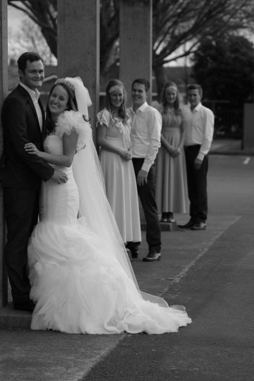 Brides from Astra Bridal featured on www.borrowedandblue.kiwi |