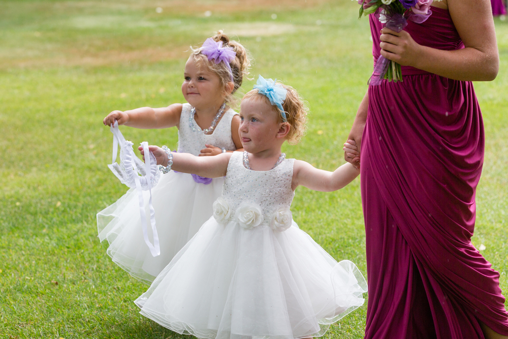 Supercute flowergirls | Astra Bridal bride Katie | Nelson Wedding Photography | www.borrowedandblue.kiwi