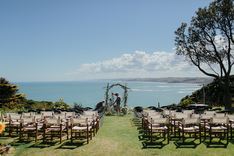 Wedding venue | Eco friendly wedding | Astra Bridal Featured Bride Wendy | Photography by Oli Sansom | www.borrowedandblue.kiwi