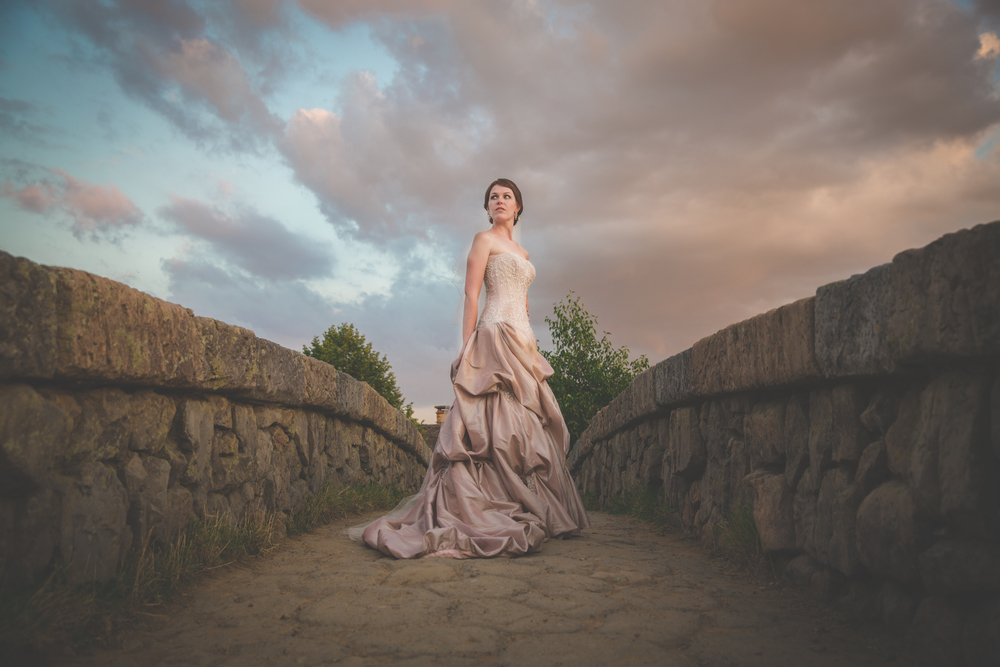 Astra Bridal Feature Bride Anita | Hobbiton Wedding | Photo credit Tinted Photography | www.borrowedandblue.kiwi