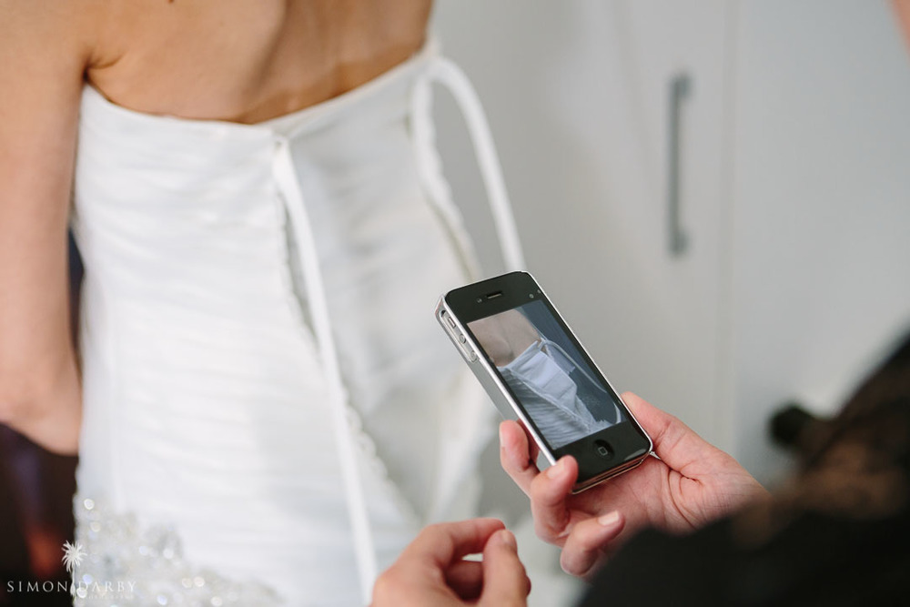 Astra Bridal Featured Bride Nic's Wanaka wedding \\ Simon Darby Photography \\ www.borrowedandblue.kiwi