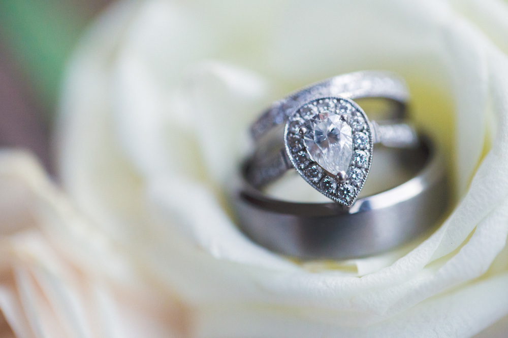 wedding rings | wedding table decor | Astra Bridal Featured Bride Courtney | Williams Photography | www.borrowedandblue.kiwi