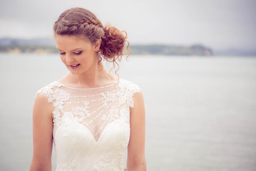 Beach wedding inspiration | Photography by Tranquility Photography | www.borrowedandblue.kiwi